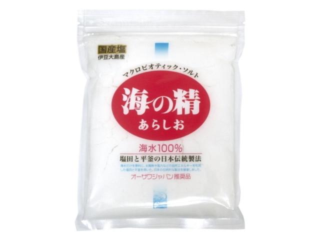 海の精 あらしお (赤) 3kg