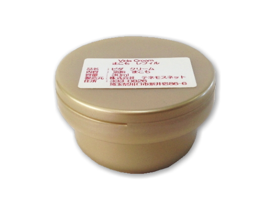 Vida Cream (ビダクリーム) まこも レフィル(詰替え用) 30ml ~テネモス商品~