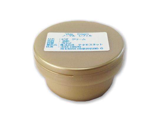 Vida Cream (ビダクリーム)  レフィル(詰替え用) 30ml ~テネモス商品~