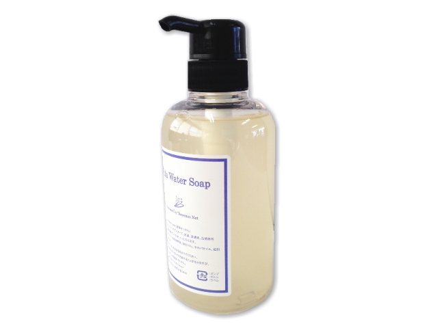 Vida Water Soap (ビダウォーターソープ) 400ml ~テネモス商品~