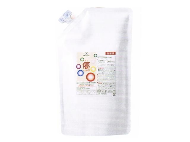 台所用洗剤 優 (1000ml 詰め替え用) ~生体エネルギー応用商品~