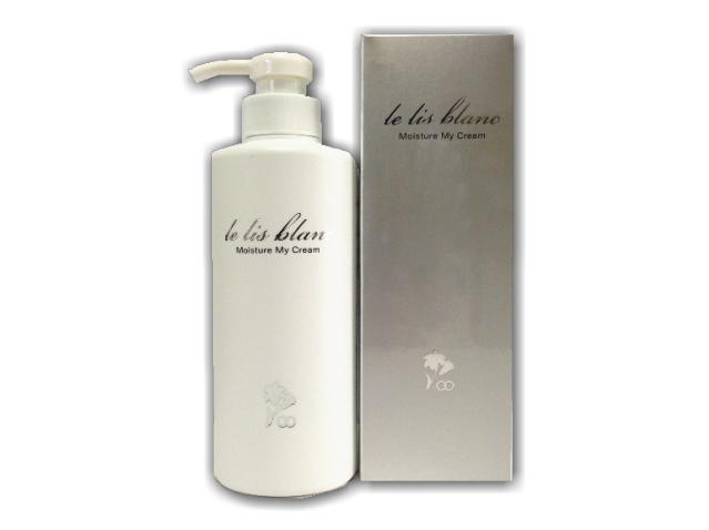 レ・リス・ブラン・ブリエ モイスチュアマイクリーム (500g) 〈保湿クリーム〉 ~生体エネルギー応用商品~