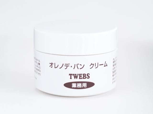オレノデ・バン クリーム TWEBS (50g)