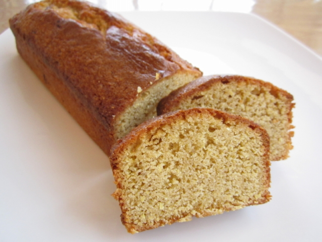「水輪ナチュラルファーム パウンドケーキ」 ~農薬・化学肥料を一切使わない自然栽培でつくられた小麦を使用~