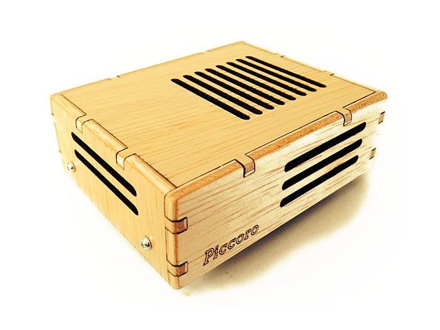 携帯型空気活性機 「Piccoro (ピッコロ)」 木製 ~テネモス商品~
