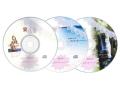 安心音CD 3点セット (お母さんパッケージ) 「安心音CD原盤」+「心音+自然音 ジョー奥田 〜波〜」+「心音+自然音 〜高千穂〜」