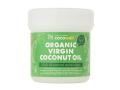 ココウェル オーガニックバージンココナッツオイル (140ml) 〈化粧品〉 〜成熟した生のココナッツ果肉から抽出したピュアオイル〜