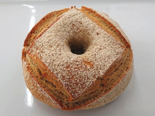 天然酵母と湧水を使った 「戸隠そば粉ベーグル」 5個セット ~砂糖・油脂・乳製品・卵・添加物不使用~