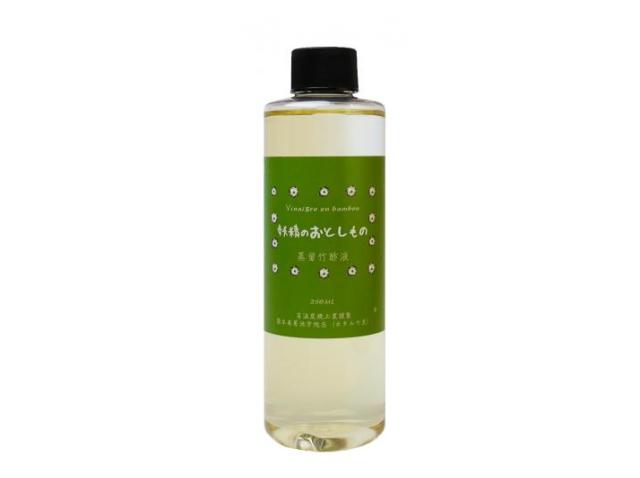蒸留竹酢液 「妖精のおとしもの」 (250ml) ~からだに優しい蒸留竹酢液~