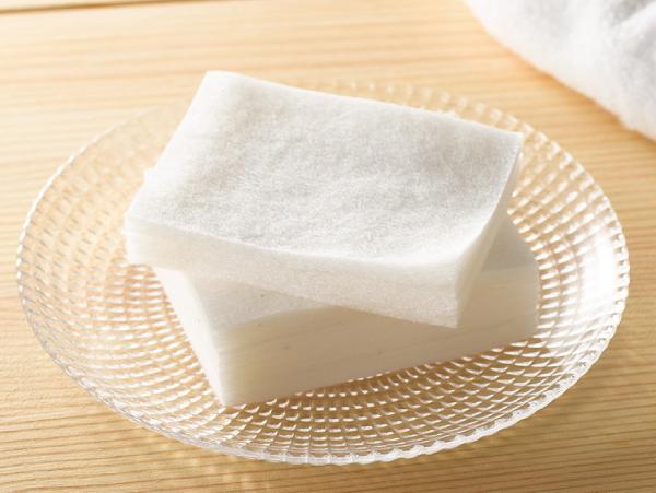 TAKEFU 竹布 モイストアップコットン (60枚入) ~癒しと生命力をもたらす天然素材~