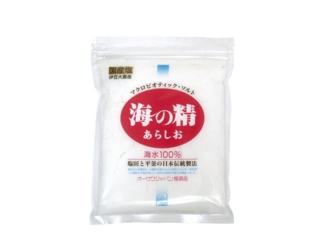 海の精 あらしお (赤) 240g