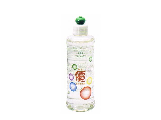 台所用洗剤 優 (300ml) ~生体エネルギー応用商品~