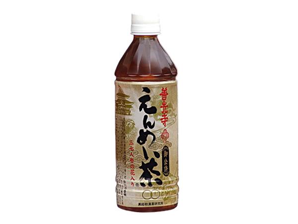 善光寺えんめい茶 (500ml×24本) ~生体エネルギー活用商品~