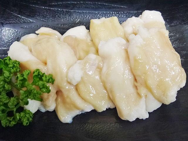 鹿児島県産黒毛和牛小腸(白モツ)約100g