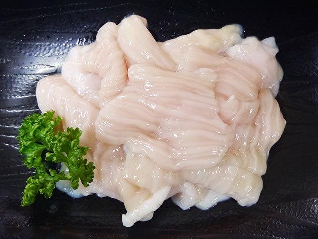 鹿児島県産黒毛和牛しま腸(テッチャン)約100g