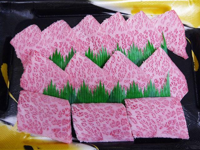 鹿児島県産黒毛和牛特選カルビ焼肉用 約200g