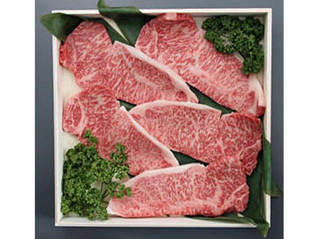 九州産特選黒毛和牛サーロインステーキ 約1kg入