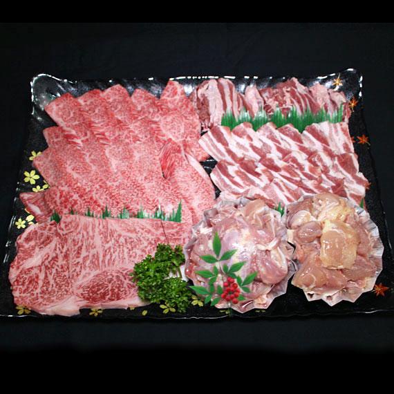 新村畜産オリジナル焼肉セット(8~10人前)
