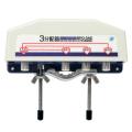 【ソリッド】室外用 3分配器 全端子電流通過型 地デジ BS・CS対応 屋外用 アンテナ 分配器 室外用 野外用 【#BPO-3AE】【ソリッドケーブル】【SOLID アンテナ部品】