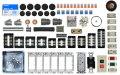 【取寄せ商品】プロサポート PSC-00057 【第二種電気工事士】 技能試験練習用器具セット(28年版)
