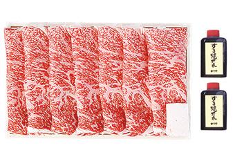 すき焼きセット(上ロース)