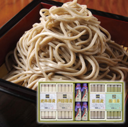 蕎麦饗宴 [商品番号TU-50]