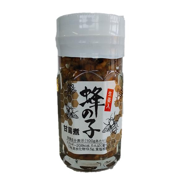 蜂の子甘露煮生姜