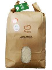 【送料込】 信州大町産オリジナルコシヒカリ 「hugmi 」 5kg