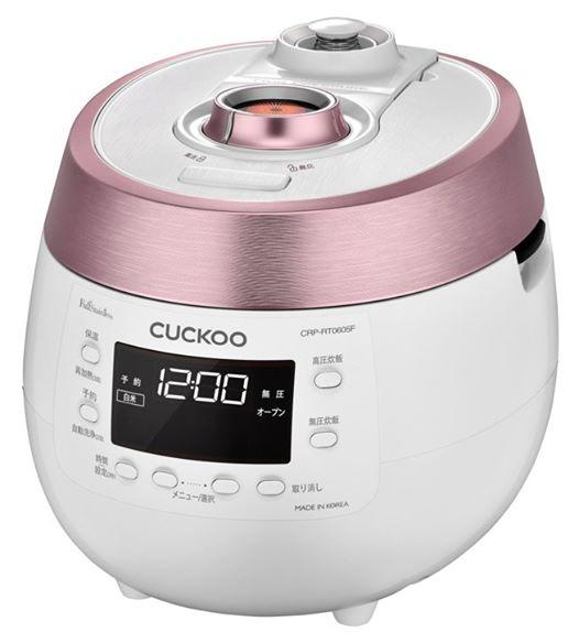 炊飯器,玄米,発芽玄米,COCKOO,クック