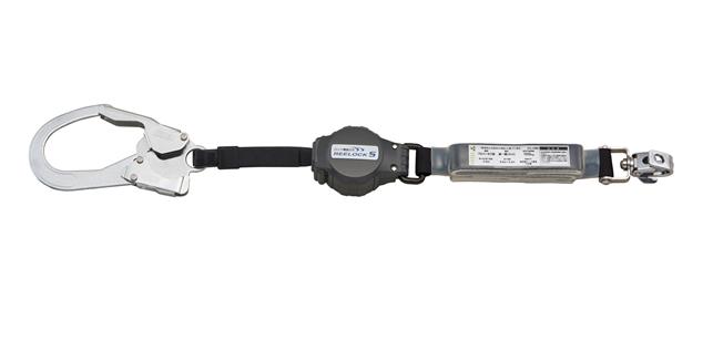 フルハーネス用ランヤード SHL-502