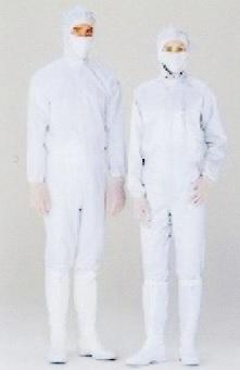クリーンスーツ ホワイト Sサイズ(1080W)
