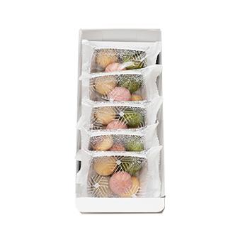 IROTAMAクッキー5個入り箱