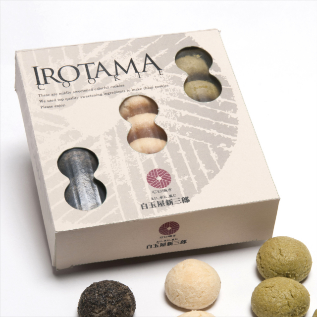 IROTAMAクッキー