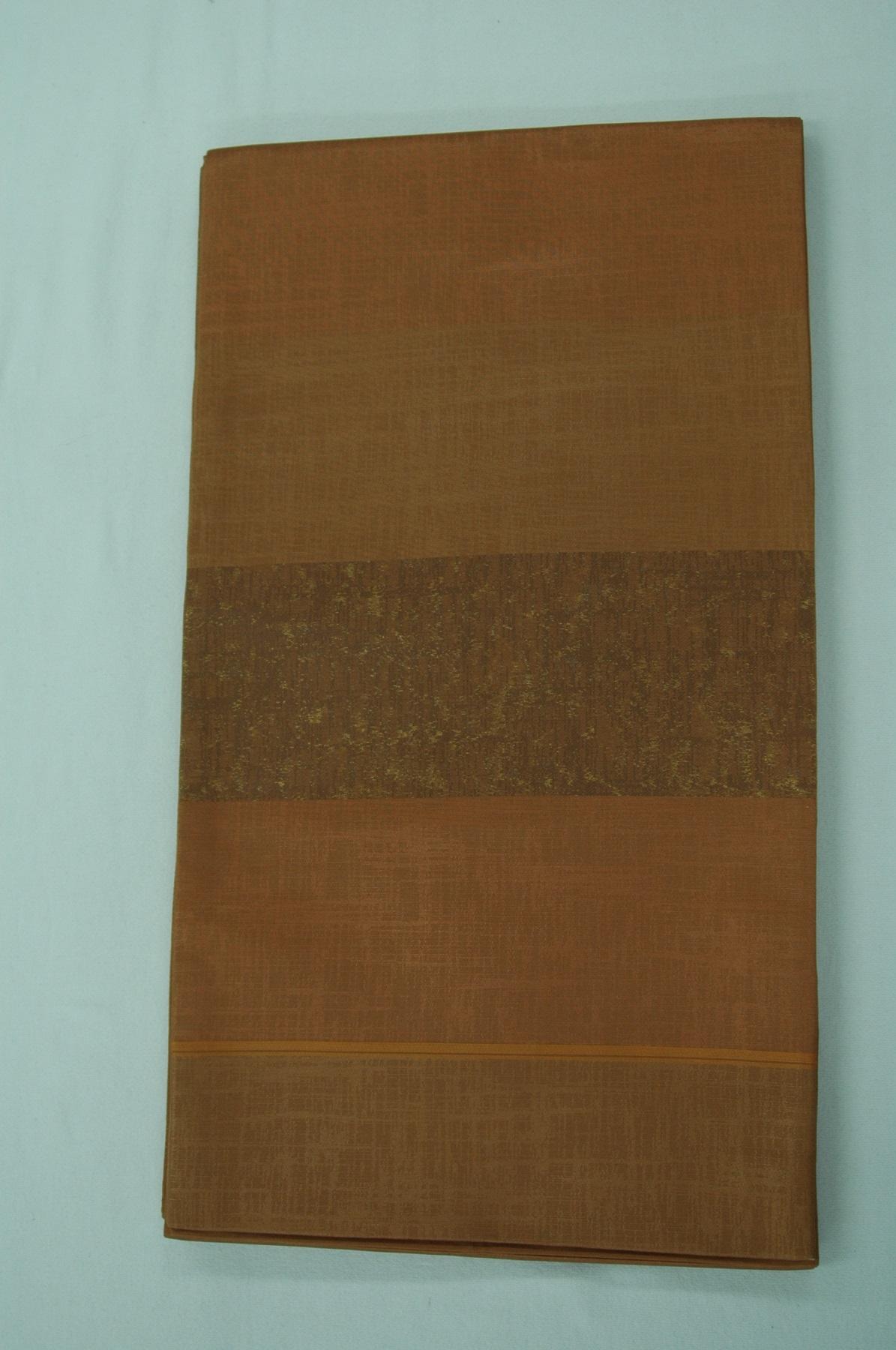 Monoki「モノキ」 【仕立て上がり 袋帯 薄茶色 2139】 着物リメイク&リユース リサイクル
