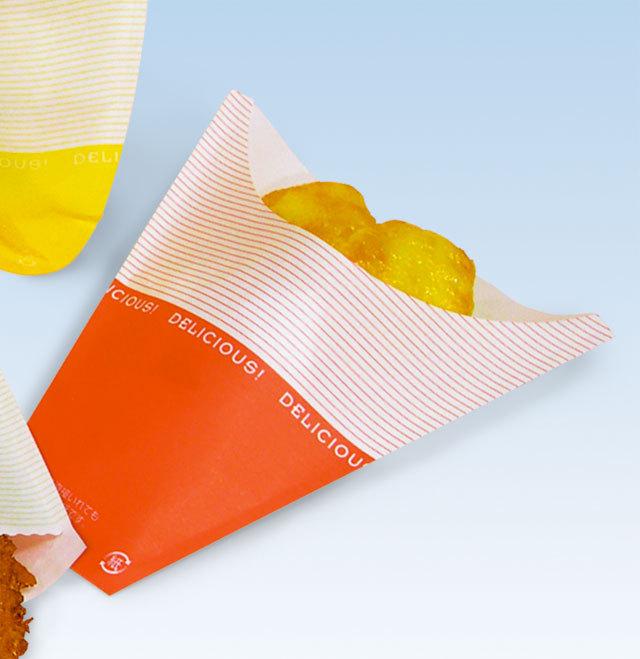 ポテト袋L