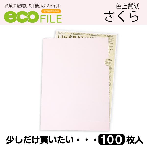 エコファイル(ピンク)