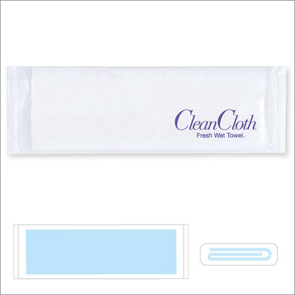 紙おしぼりNE180平型