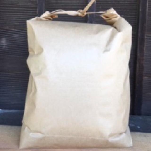 コシヒカリ玄米(ミツバチの里米)4.5kg