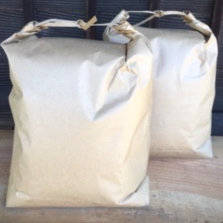 コシヒカリ玄米(ミツバチの里米)9kg