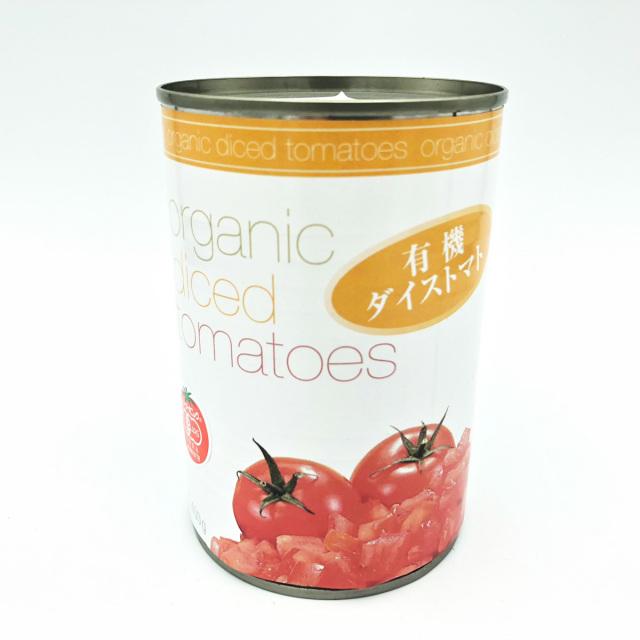 有機ダイストマト