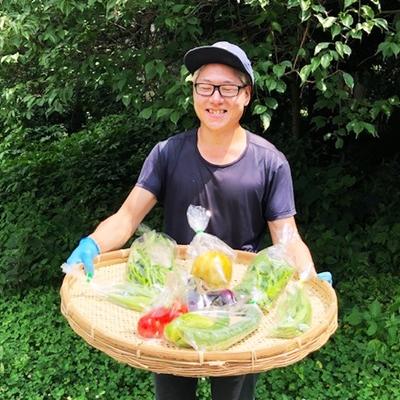 季節のお野菜セット 1~2名様用