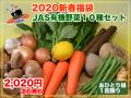 【2020新春福袋】JAS有機野菜10種セット