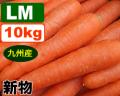 [新物]JAS有機 『九州産』新にんじん LM10kg【箱込重量10kg】【クール送料無料】