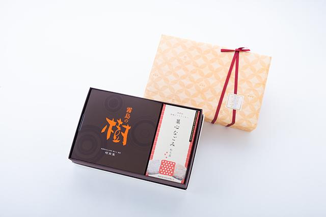 菓心なごみ1箱 霧島の樹セット