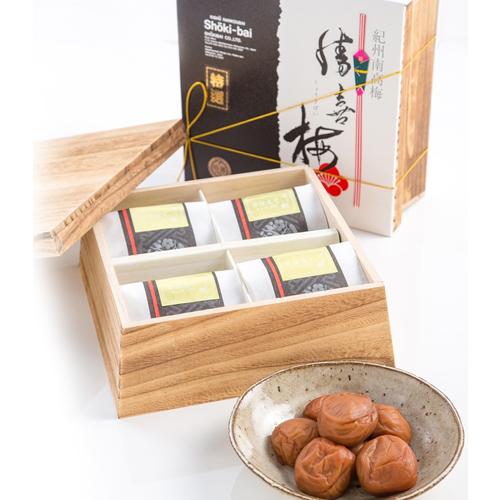 茶菓仕立て 【松】(まつ) 【高級紀州南高梅】