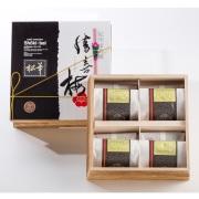 甘仕立て・紫蘇仕立て 【松華】(しょうか) ■特選ギフト【最高級紀州南高梅】2つの味の梅干セット。