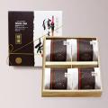 「松」4種の味セット■人気ベスト4の味を詰合せたギフト限定品(甘仕立て・はちみつ仕立て・金の紫蘇仕立て・かつお仕立て)