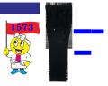 【XEBEC】秋冬作業服【ジーベック】1573ツータックラットズボン