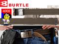 【バートル】ベルト【BURTLE 4008】丈夫でスタイリッシュな綿100%◎全4色◎120cm(長さ調節可能)