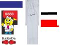 【XEBEC】kakuda/秋冬作業服【ジーベック8883】角田印/ツータックラットズボン/サイズ70~120cm